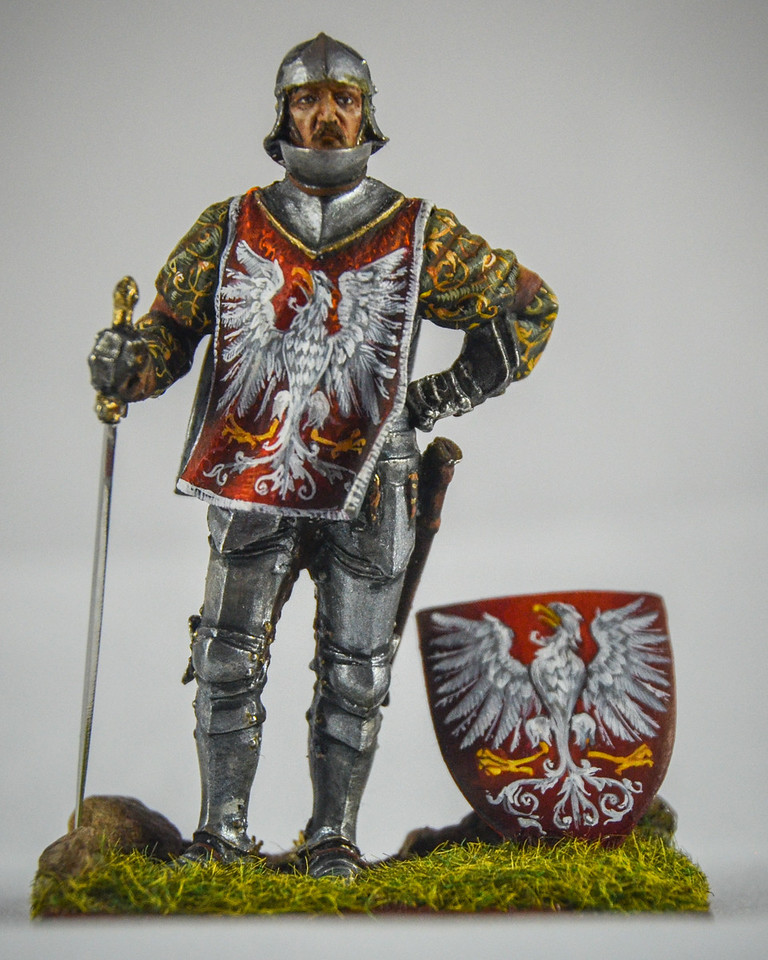 16th Century Warrior 1
