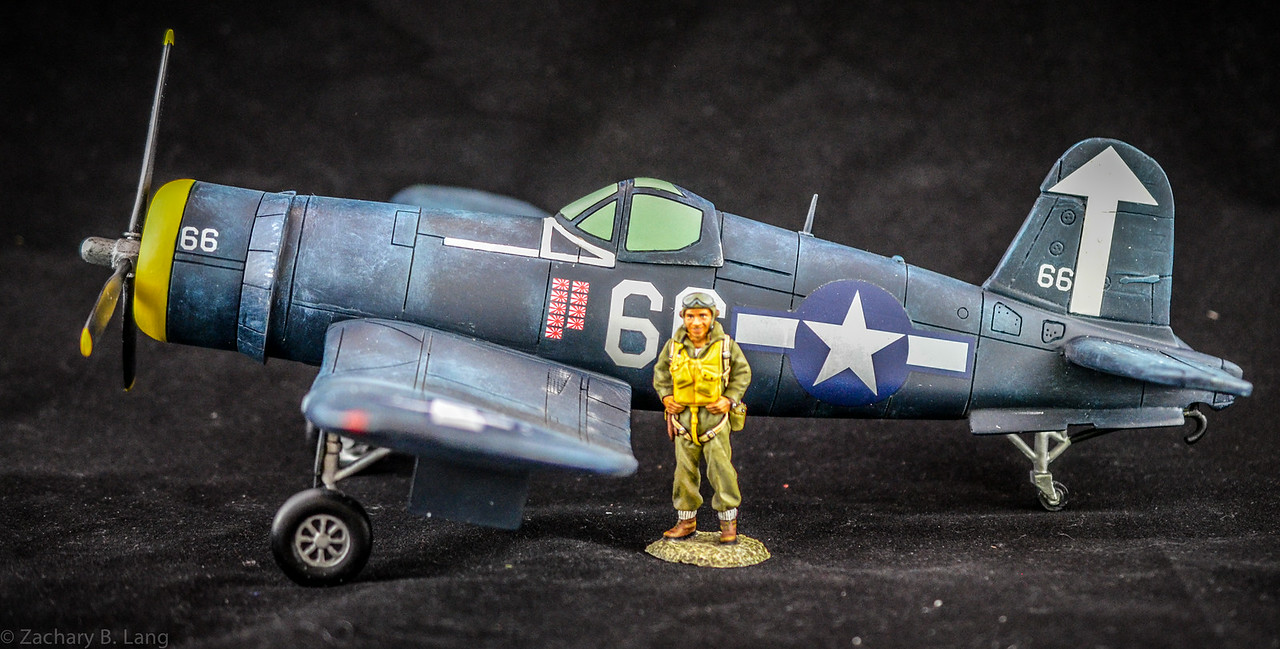 K&C WB02 Corsair and Pilot