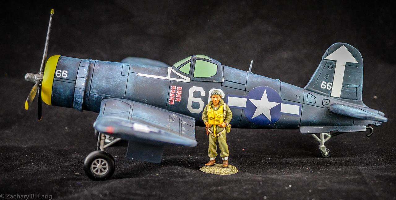 K&C WB02 Corsair and Pilot