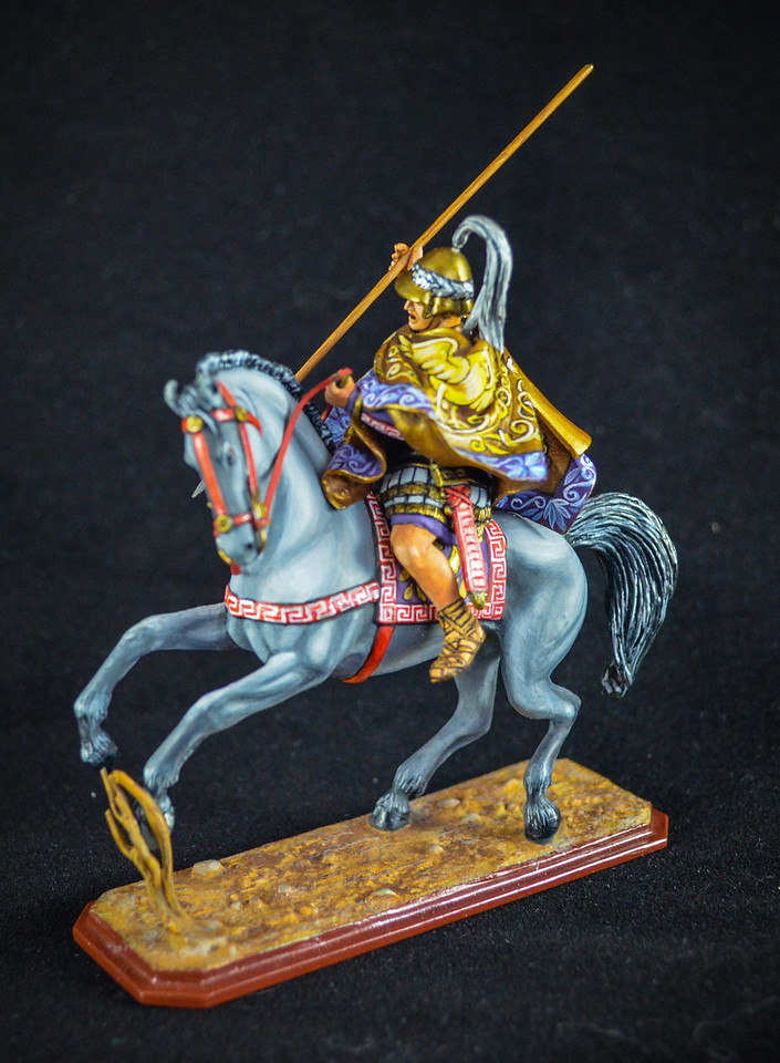 G249 Officer Thessalian Cavalry w- Spear (2)