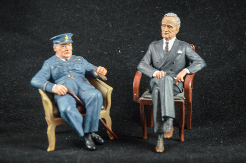 Roosevelt and Churchill 1