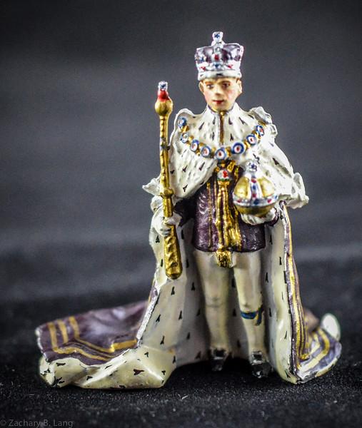 King George VI 1