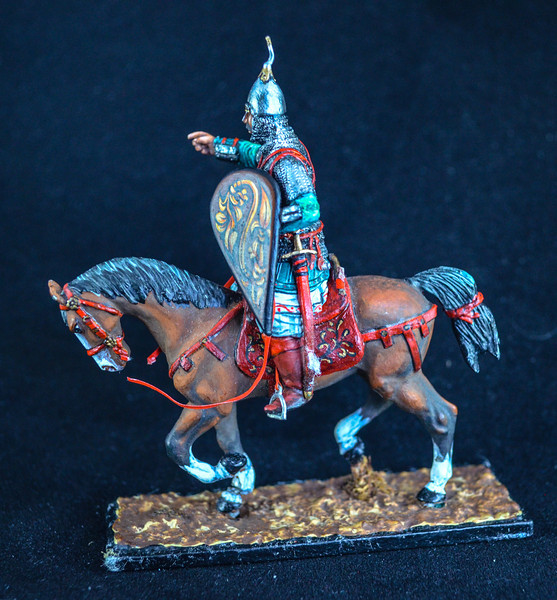 Russian Noble Mounted ? 1