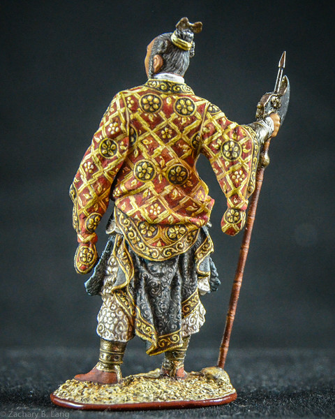 Chinese General Han Dynasty 2