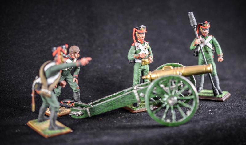 Russian Artillery 1812 b