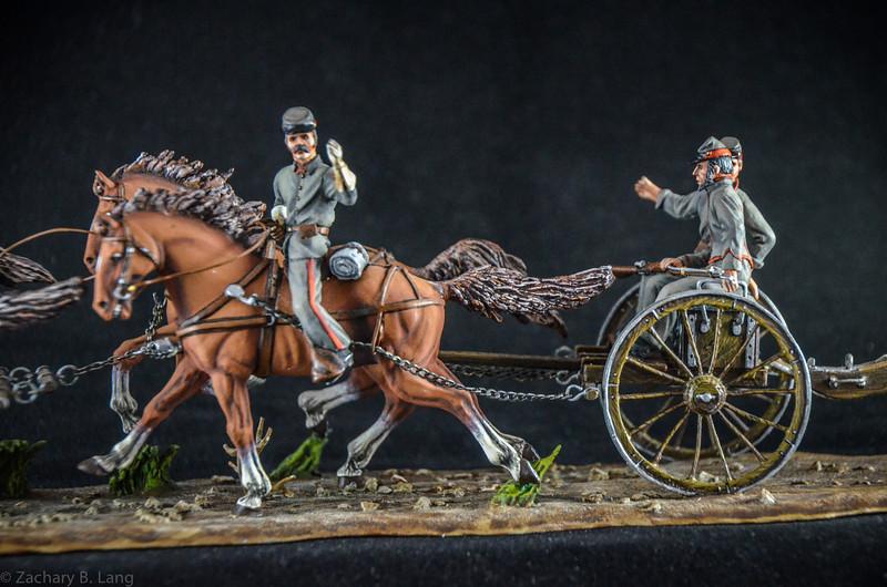 Confederate Horse Artillery Unit 2