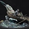 Herman Melville - Ben Komets painter - Lucas Pina Pinochet Sculptor img3