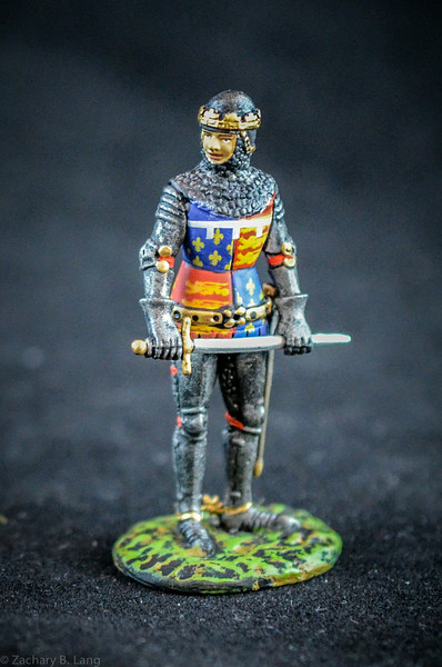 Unknown Manufacturer Edward the Black Prince 1