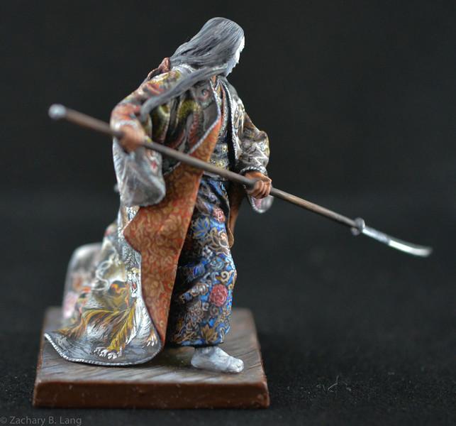 Female Samurai Warrior 4