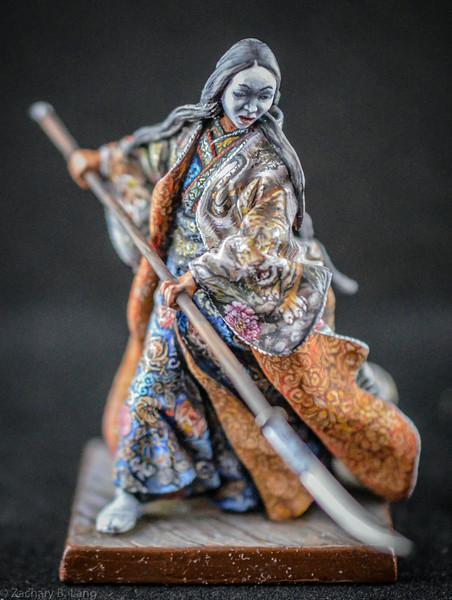 Female Samurai Warrior 1