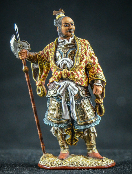 Chinese General Han Dynasty 1