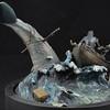 Herman Melville - Ben Komets painter - Lucas Pina Pinochet Sculptor img4