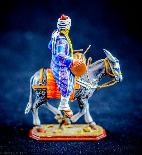 365 Arab Drummer on Donkey 2
