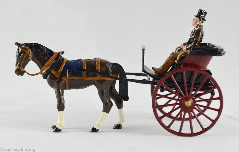 Trophy-Gentleman in Horse Buggy 1