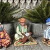 The Scholar-Seated Man-Sitting Woman - King and Country - LoJ029-LoJ027-LoJ028