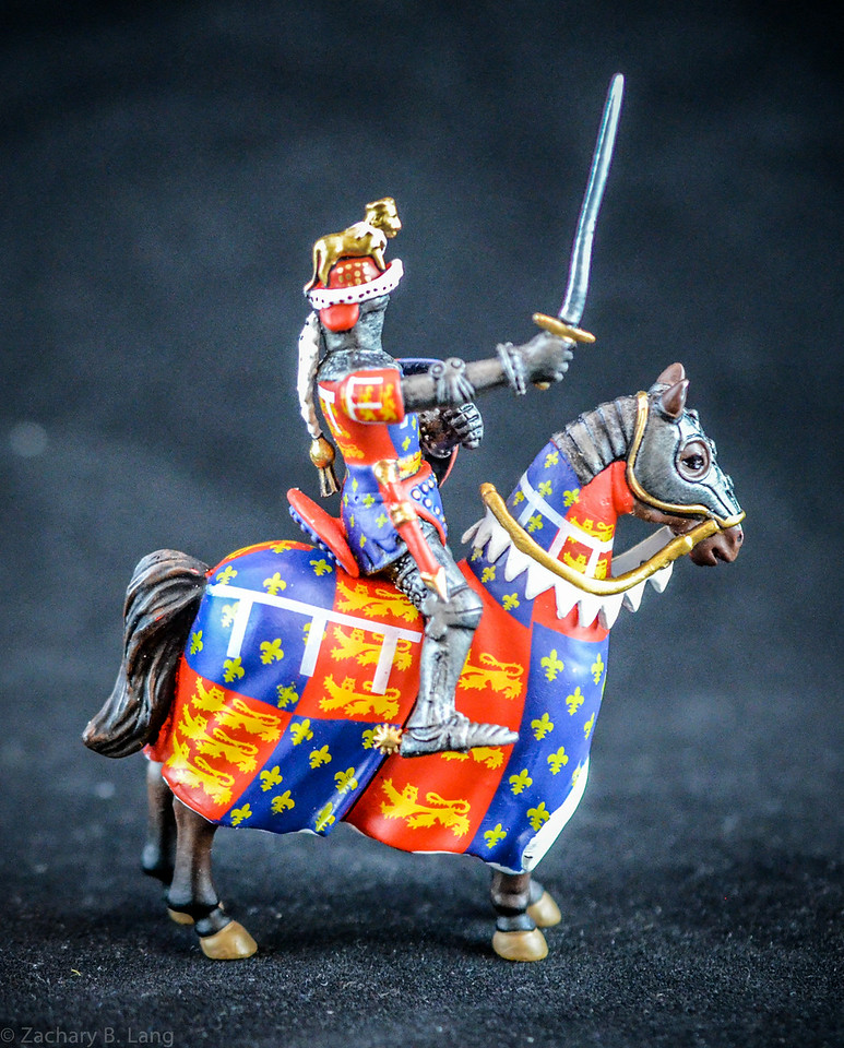 Unknown Manufacturer Henry V Mounted 2