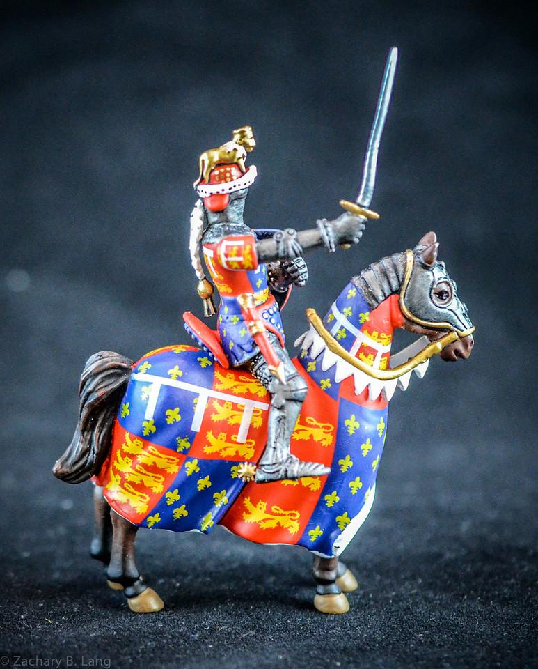 Unknown Manufacturer Henry V Mounted 2