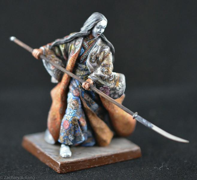 Female Samurai Warrior 5