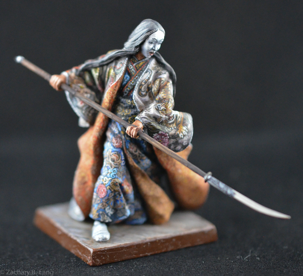 Female Samurai Warrior 5