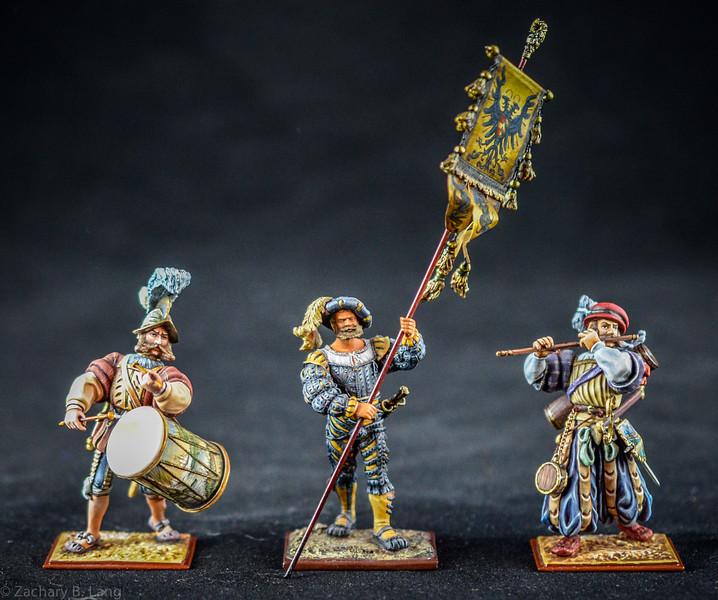 Misc  Landsknecht Soldiers 1