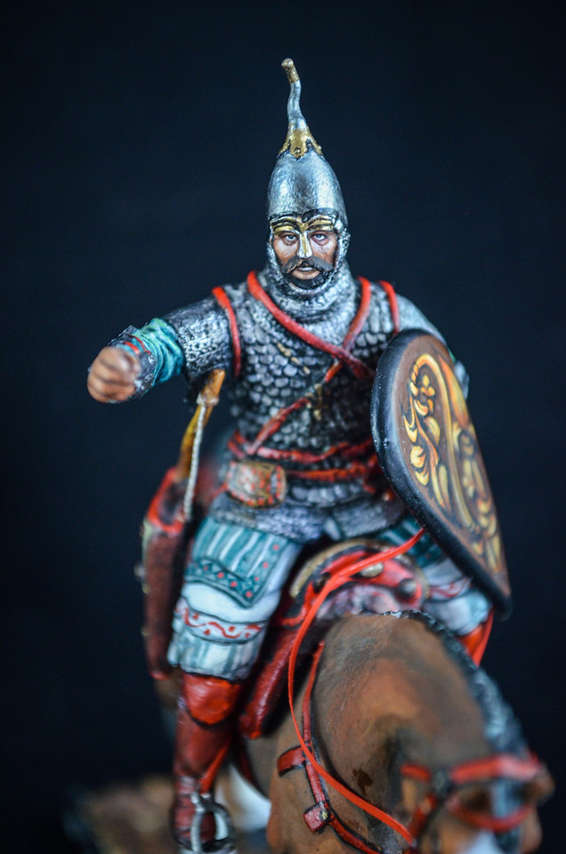 Russian Noble Mounted ? 4
