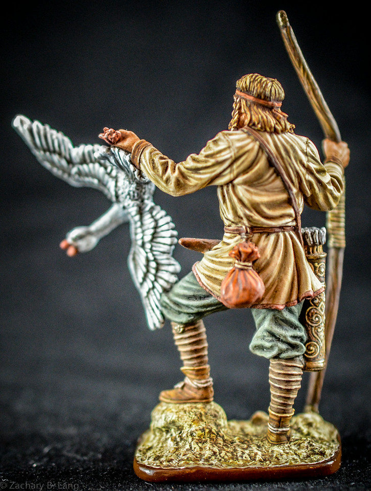 Viking Archer w- Goose 3
