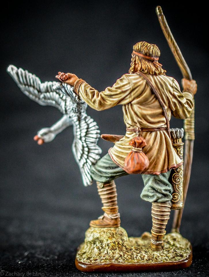 Viking Archer w- Goose 3