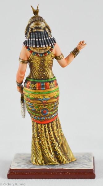 6284 Queen Cleopatra rear