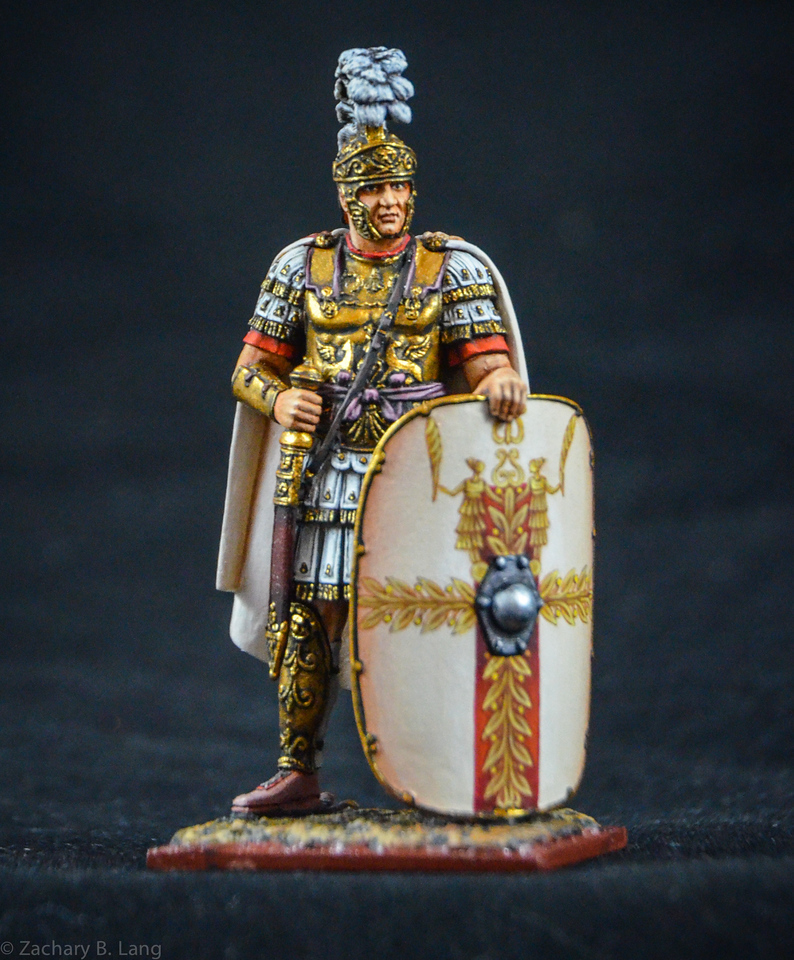 Pompey the Great in Triumph Armor-3