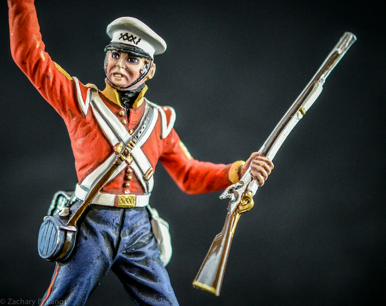 Stadden Sgt of the 31st Regiment of Foot 1840 2
