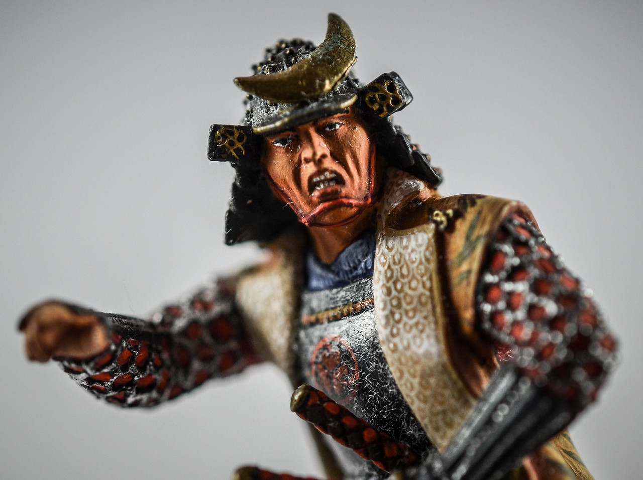 Tokugawa Leyasu on Horse 3