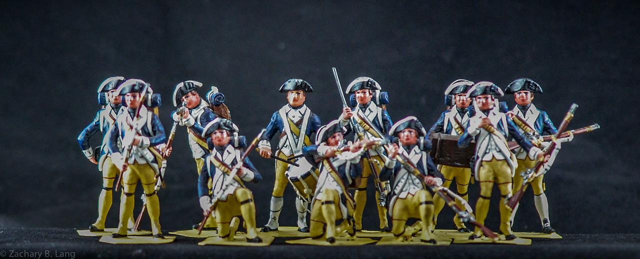 Stadden American War of Independence 2nd Mass 1
