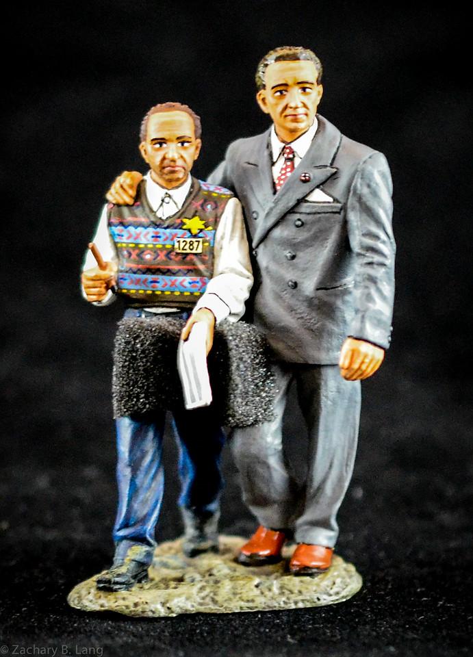 K&C Oskar Schindler and Itzhak Stern