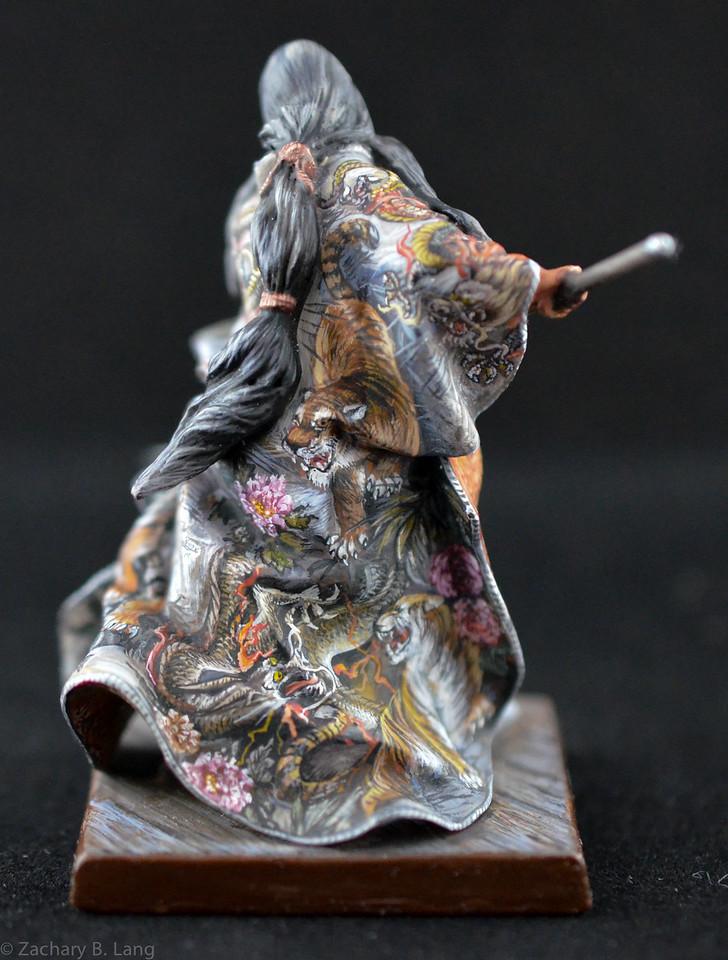 Female Samurai Warrior 3