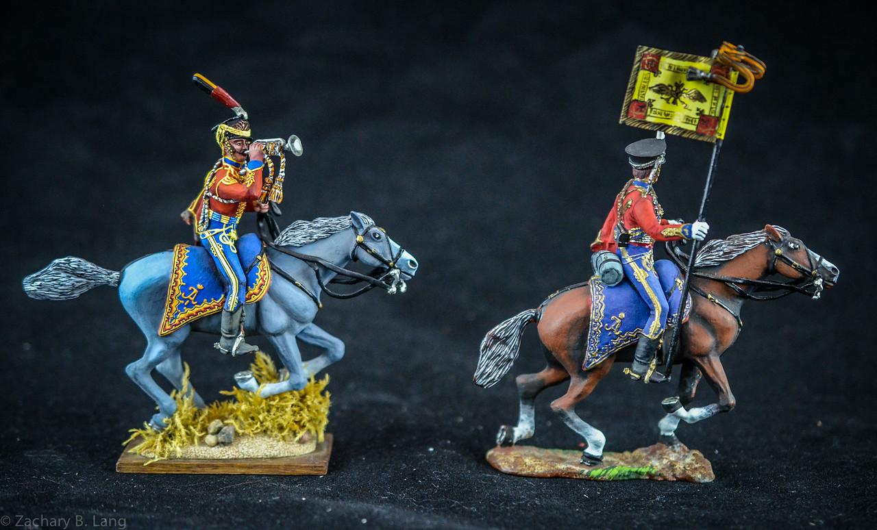 Arsenyev Mounted Life Guard Hussars 2