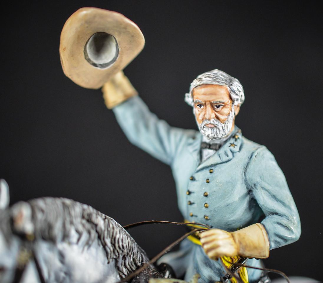 Gen Robert E  Lee on Traveler 1