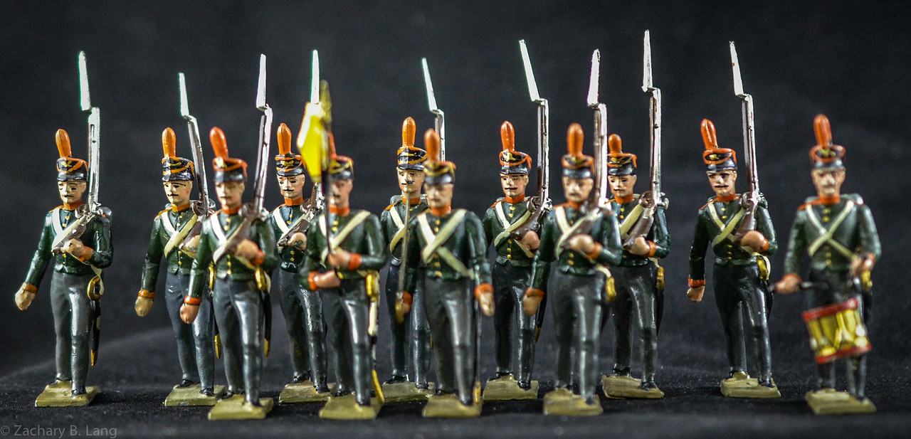 Mignot Russian Infantry 1