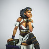Daisy Reed - Scale 75 casting - painted by Alexander Kataurov img3