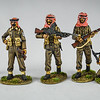 Five Arab Legion Soldiers - Ready 4 Action
