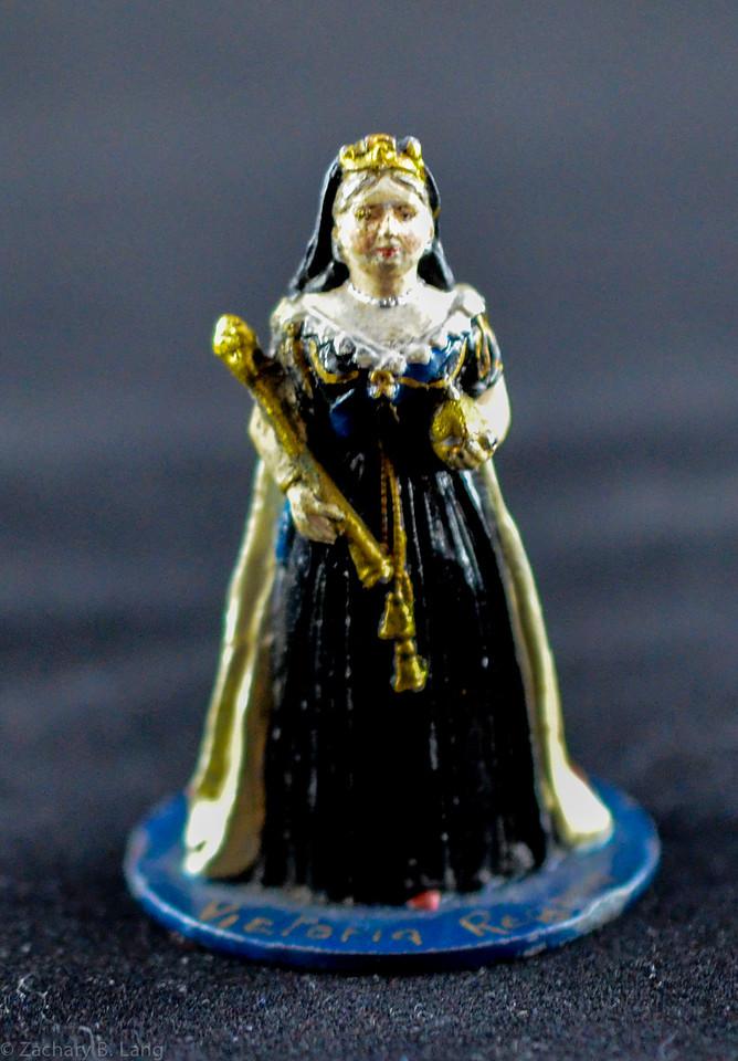 HRH Queen Victoria