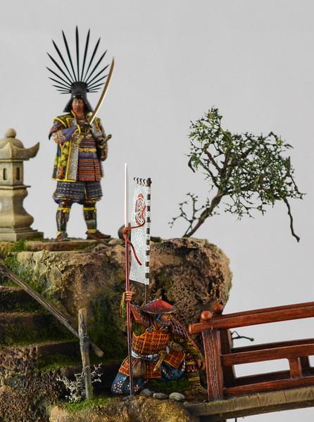 D97 Samurai Diorama - AeroArt 2