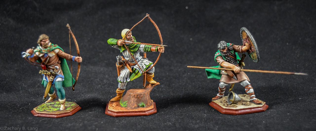 Saxons w- Welsh Chieftan 1