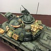 USMC M48A3 Patton Tank and Commander-Disaster 1st Tank Battalion-First Legion-VN028 img4