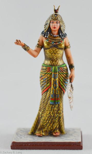 6284 Queen Cleopatra front