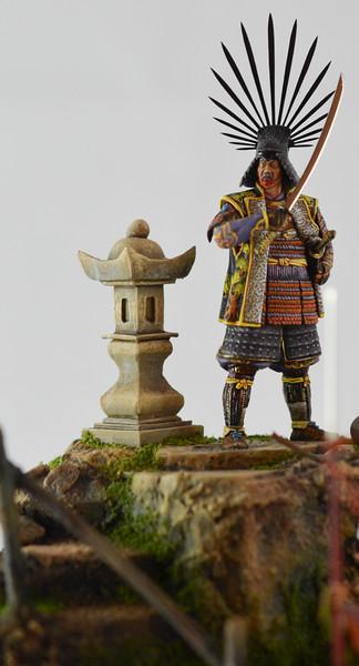 D97 Samurai Diorama - AeroArt 4