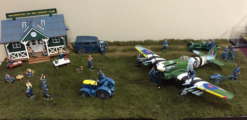 K&C RAF field