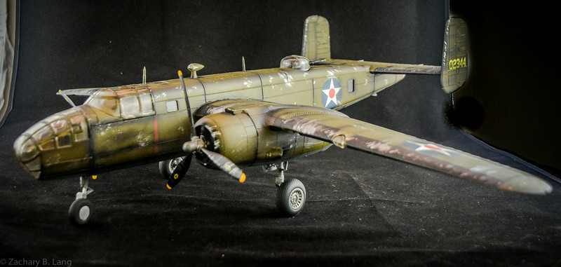 Figarti Doolittle B-25 1