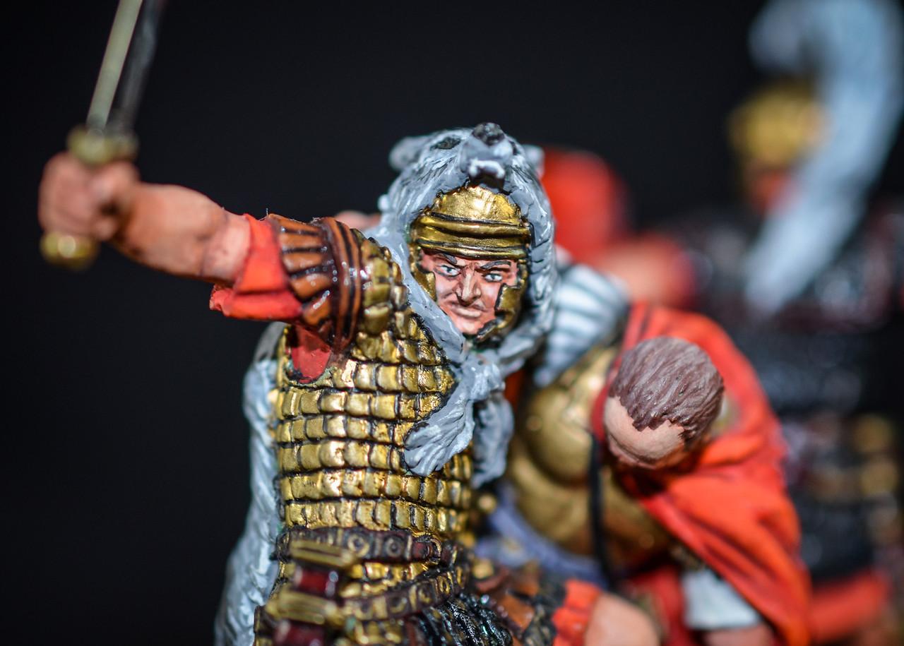The Death of Lucius Cotta 3