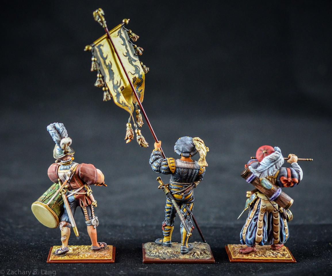 Misc  Landsknecht Soldiers 2
