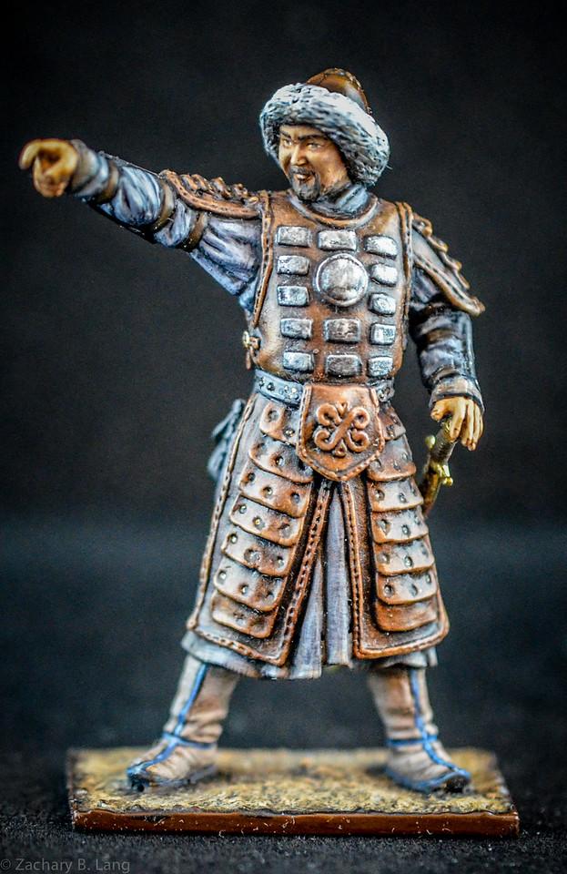 6356-s  Mongol Officer - Prototype 1